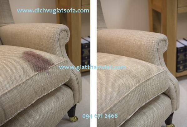 Dịch vụ giặt ghế sofa do TOÀN TÂM cung cấp