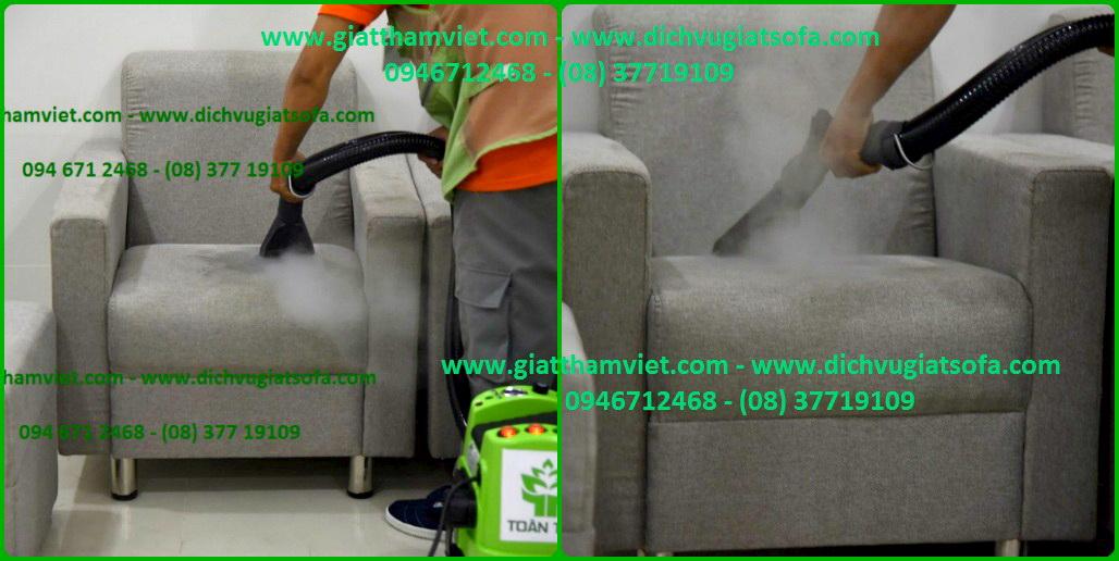 Dịch vụ giặt ghế sofa quận 7