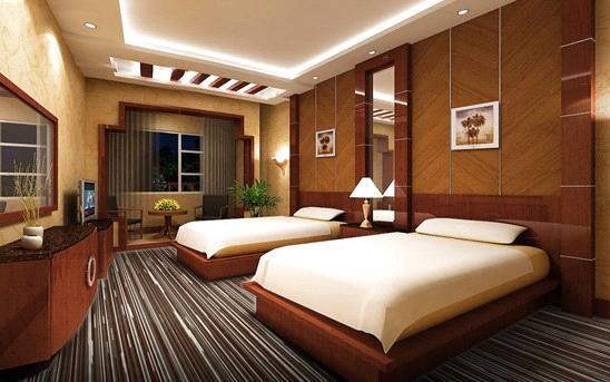 Dịch vụ giặt thảm khách sạn