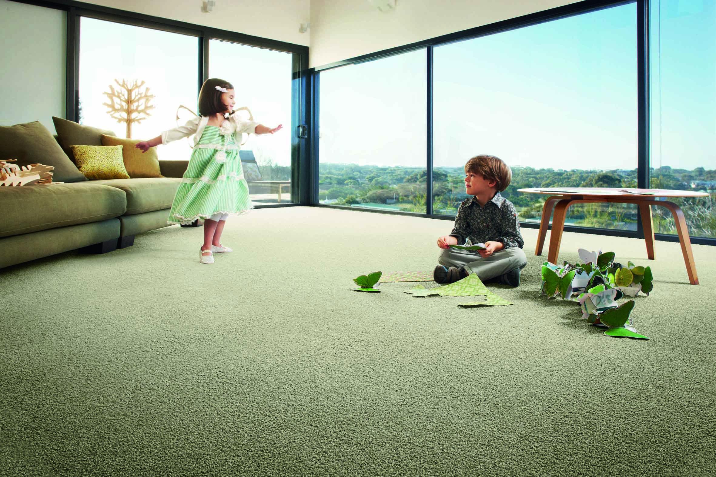 Giặt thảm để bảo vệ sức khỏe