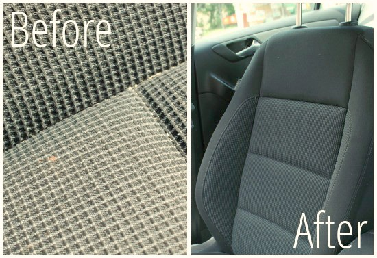 Giặt ghế xe hơi để đảm bảo an toàn sức khỏe, cải thiện không khí trong xe, nâng cao giá trị xe hơi