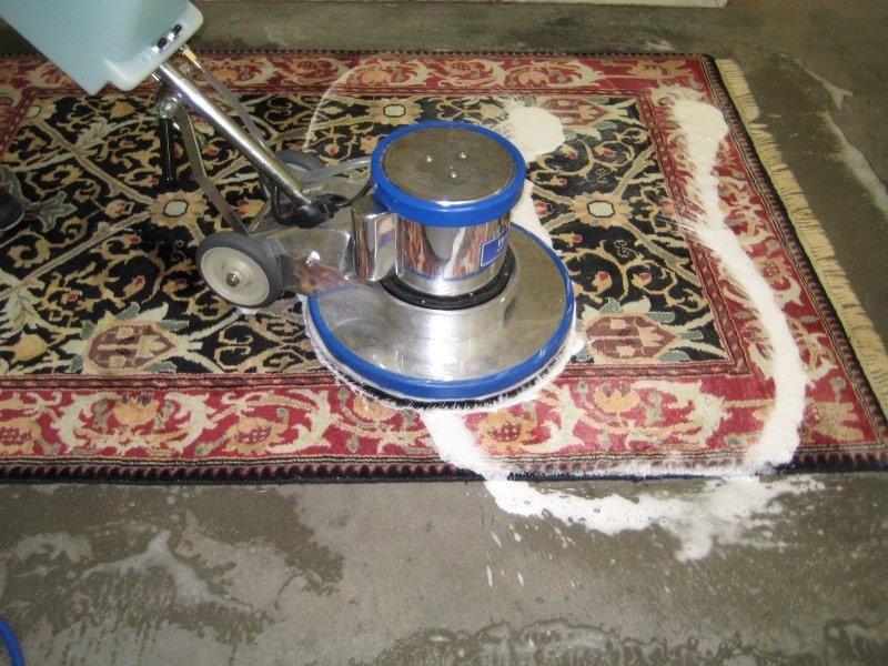 Dịch vụ giặt thảm trang trí