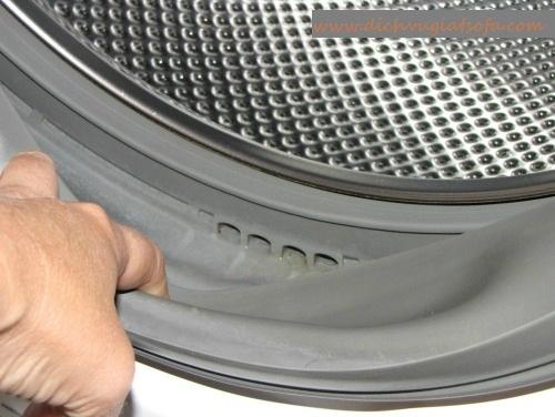 Máy giặt sạch bong không còn nấm mốc